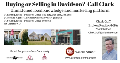 Buying or Selling in Davidson_ Call Clark